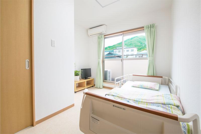 リーガルシニア瓢箪山居室居室